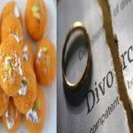 पत्नी खाण्यासाठी फक्त लाडू देते; पतीची घटस्फोटासाठी न्यायालयात धाव
